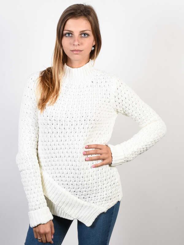 Element BURN IVORY damski sweter projektant
