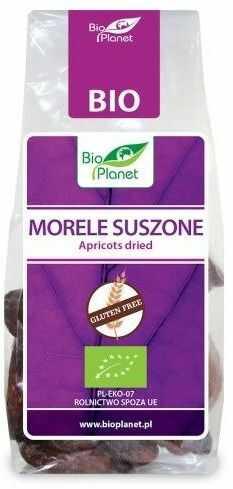 Morele Suszone 150g - Bio Planet - EKO