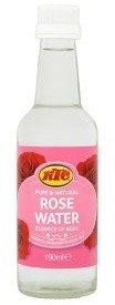 KTC Rose Water Woda różana, 190 ml