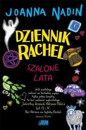 Dziennik Rachel Szalone lata ZAKŁADKA DO KSIĄŻEK GRATIS DO KAŻDEGO ZAMÓWIENIA