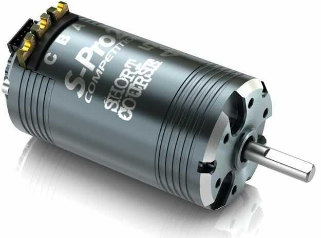 SkyRC ARES S-Pro2 Silnik bezszczotkowy 3400KV 6.5T