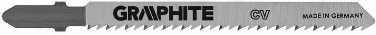 Brzeszczoty do wyrzynarki 8 TPI uchwyt typu T Laser Tec do drewna i tworzyw 57H759 /2szt./