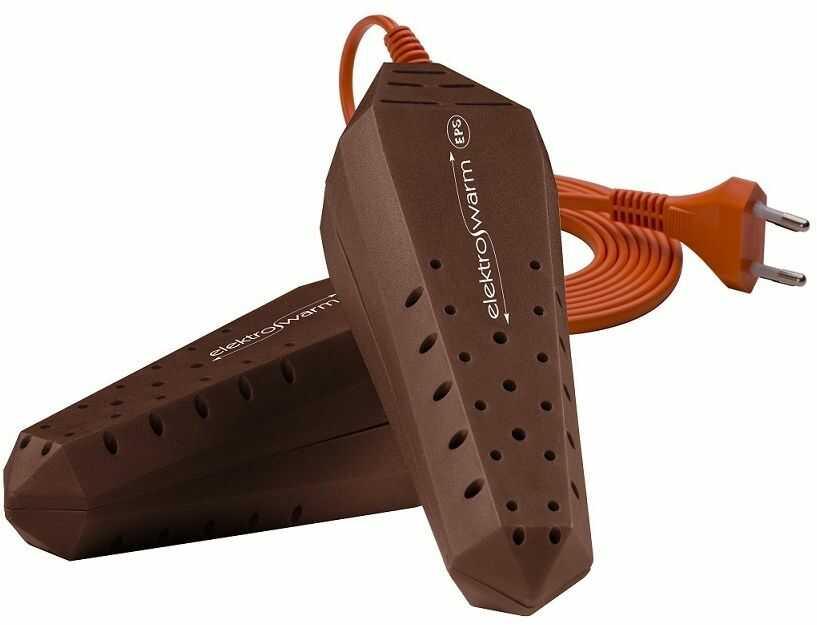 Suszarka do butów Elektrowarm SB-6 ciemny brąz UV