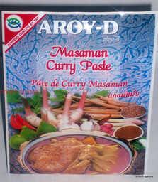 Pasta Curry Masaman - 50g