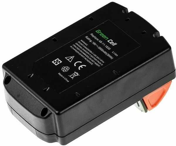 Bateria Akumulator Green Cell do Milwaukee 18V 2Ah