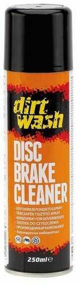 Odtłuszczacz do tarcz hamulcowych WELDTITE Dirtwash Disc Brake Cleaner, aerozol 250 ml