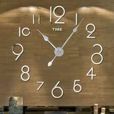 """Zegar ścienny """"zrób to sam"""" cichy #16S2 /380mm"""