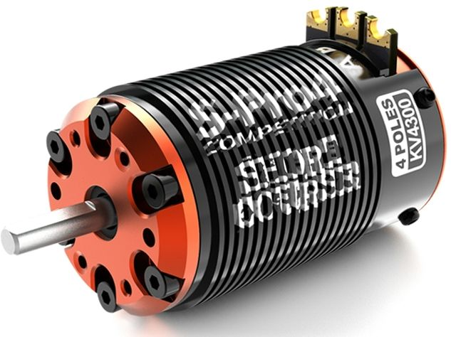 SkyRC ARES S-Pro4 SIlnik bezszczotkowy 3000KV 5D