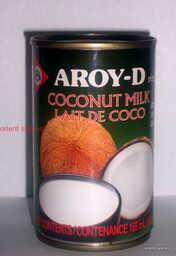 Mleczko kokosowe (ekstrakt ) - 165ml