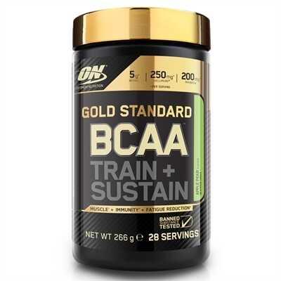 Gold Standard BCAA Train + Sustain 266g