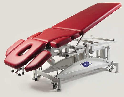 Stacjonarny stół do masażu SM-J Atlet Plus