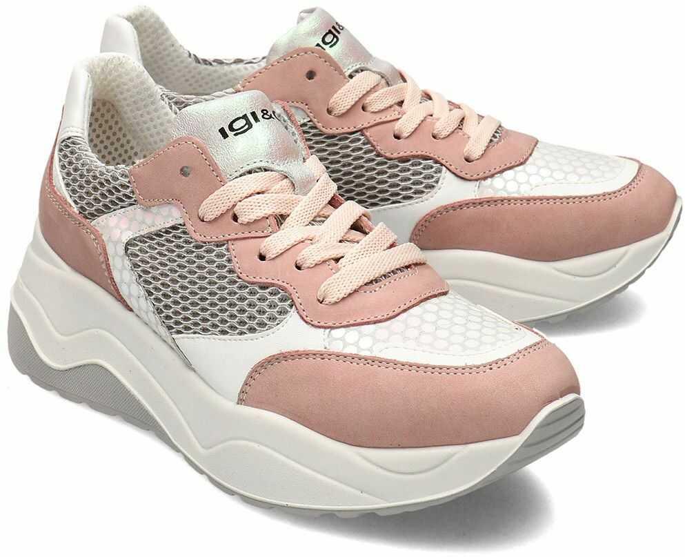 Igi&Co - Sneakersy Damskie - 5168033
