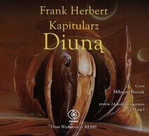 Kroniki Diuny T6 Kapitularz Diuną audiobook - Frank Herbert