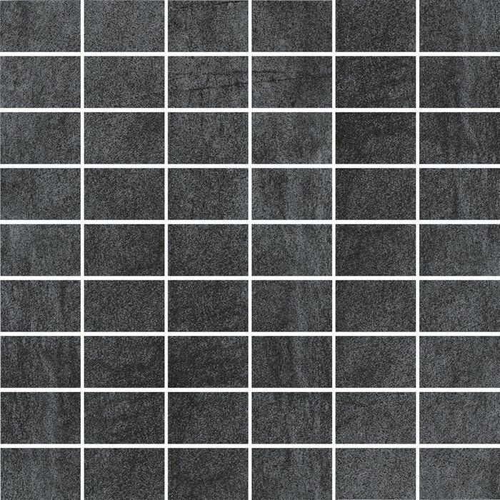 TARANTO GRAFIT mozaika cięta 29,8x29,8