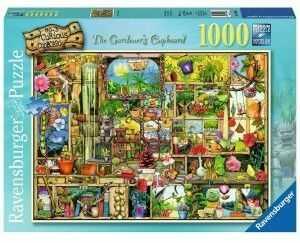 Puzzle Ravensburger 1000 - Colin Thompson, Kredens ogrodnika, Change sort order