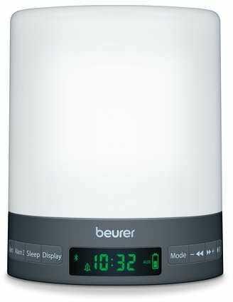 BEURER WL 50 Budzik świetlny Bluetooth