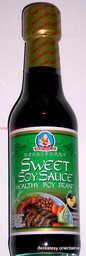 sos sojowy słodki Healthy Boy - 250ml