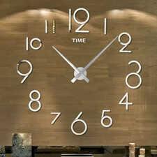 """Zegar ścienny """"zrób to sam"""" cichy #16S3 /355mm"""