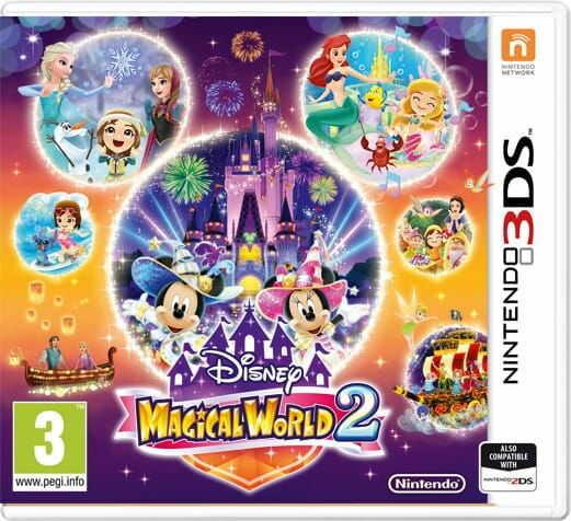 Gra Disney Magical World 2 (Nintendo 3DS)