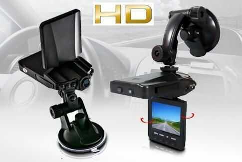 Kamera/Rejestrator Samochodowy HD!! z Wyświetlaczem LCD 2,5+ 6 Diod IR...