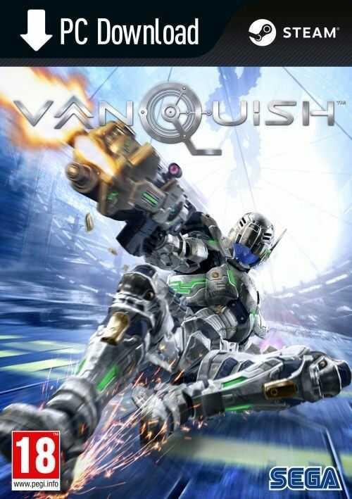 Vanquish (PC) klucz Steam