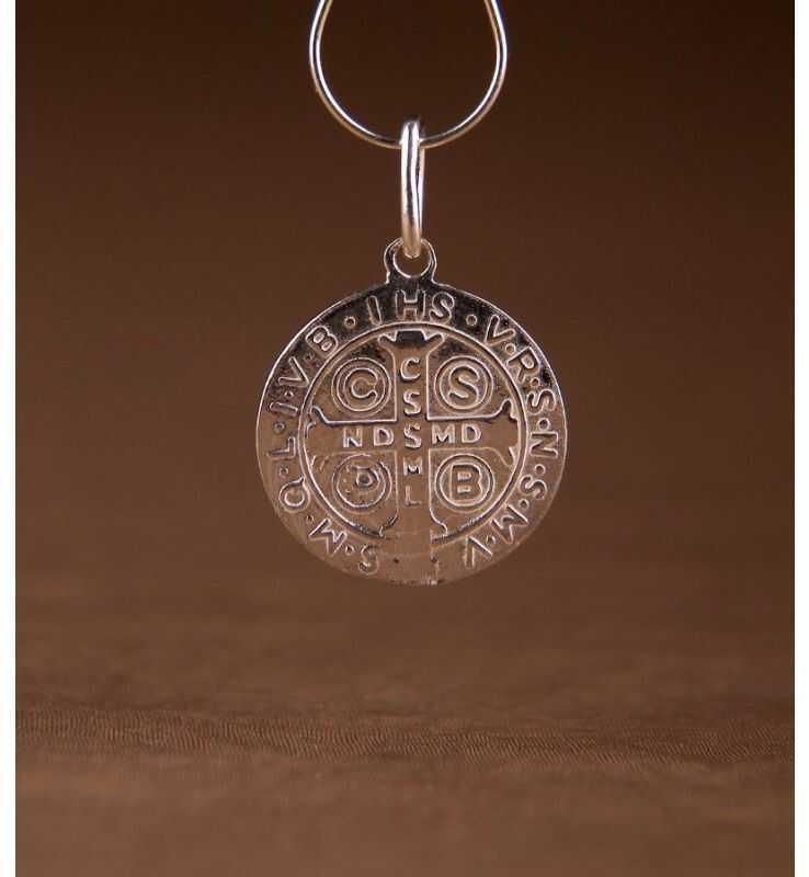 Św. Benedykt (medalik)