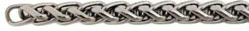 Łańcuszek stalowy Okrągły fi5mm nikiel