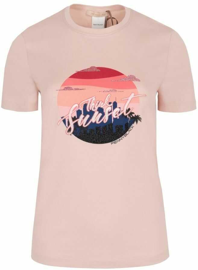 T-shirt Pennyblack