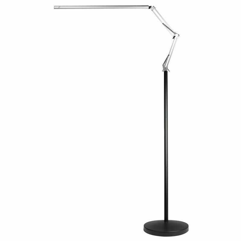 LAMPA ZABIEGOWA LED ALL4LIGHT LASHES LINE 2 SREBRNA ZE STATYWEM