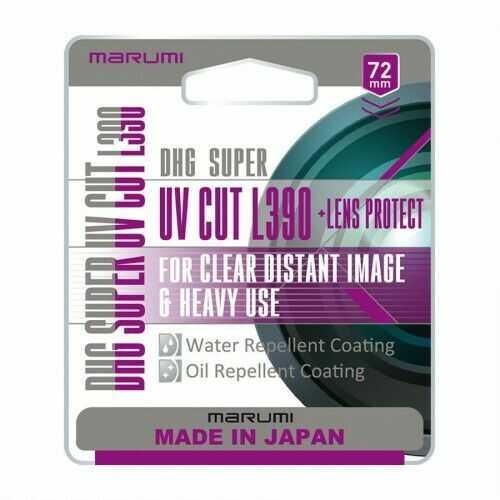 MARUMI Super DHG UV (L390) 72mm