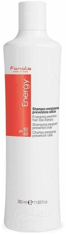 Fanola Energy szampon przeciw wypadaniu włosów 350ml