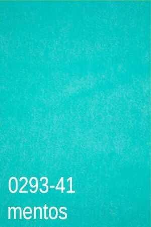 Koc bawełniano-akrylowy 150x200 wz 0293/41 miętowy jednobarwny