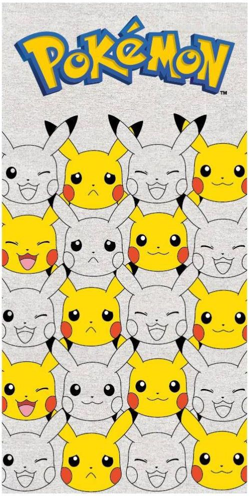 Ręcznik Pokemon - Pikachu
