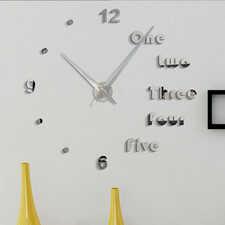 """Zegar ścienny """"zrób to sam"""" cichy #17S1 /406mm"""