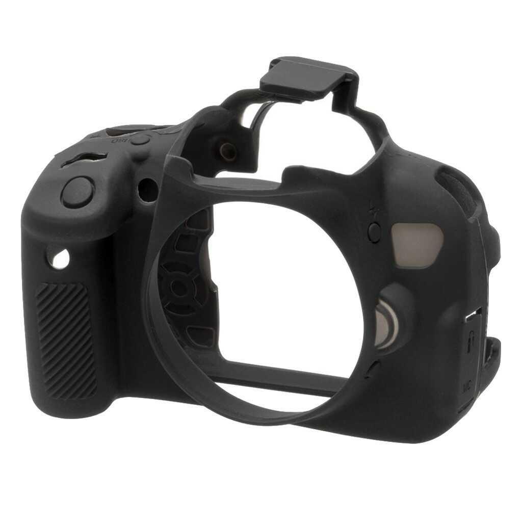 Osłona silikonowa easyCover do aparatów Canon EOS 650D/ 700D czarna