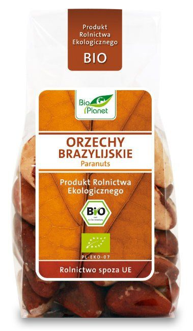 Orzechy Brazylijskie 150g - Bio Planet - EKO