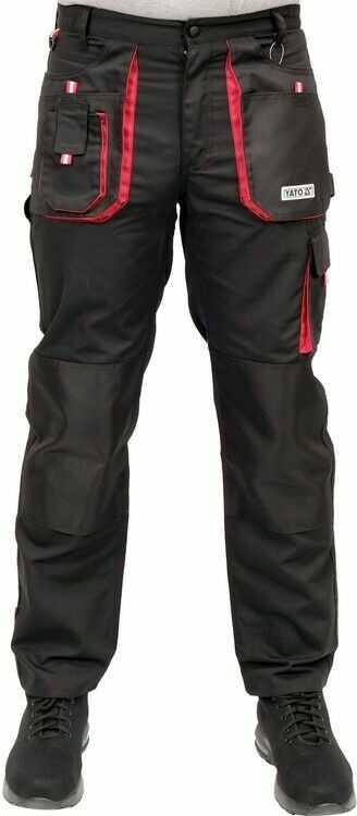 Spodnie robocze rozmiar xl Yato YT-8028 - ZYSKAJ RABAT 30 ZŁ