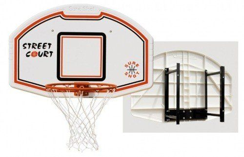 Zestaw kosz do koszykówki Sure Shot 508 Bronx z uchwytem