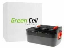 Bateria Akumulator Green Cell do Elektronarzędzi Black&Decker 18V 3Ah