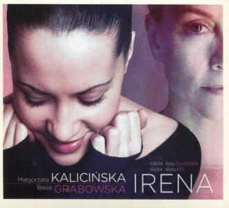 Irena (CD mp3) Małgorzata Kalicińska Basia Grabowska