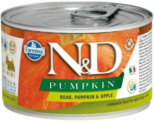 N&D PUMPKIN BOAR & APPLE Adult Dog