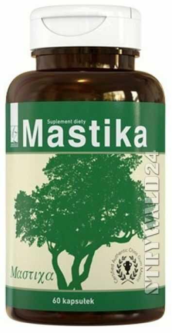 Mastika powder 60 kaps. (A-Z Medica)
