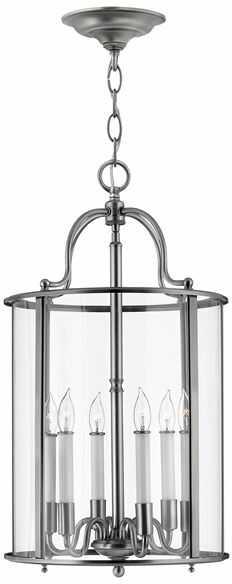 Lampa wisząca Gentry HK/GENTRY/P/L PW Hinkley dekoracyjna oprawa w klasycznym stylu