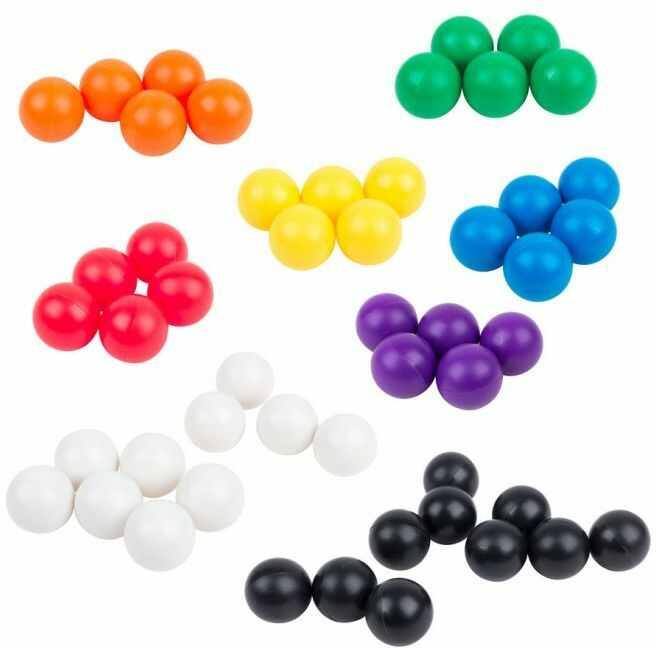 Zestaw Piłek 25 mm (50 szt.)