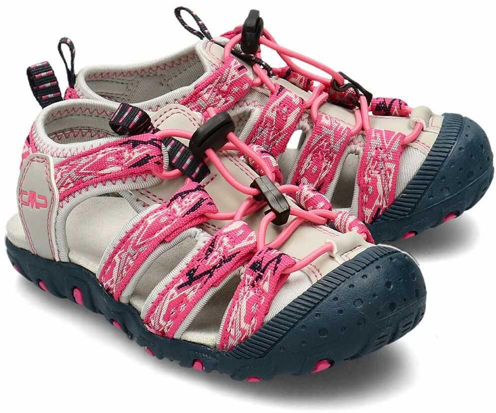CMP Sahiph Hiking - Trekkingowe Dziecięce - 30Q9524 47UE - Różowy
