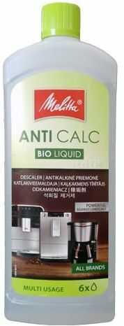 Odkamieniacz w płynie Melitta Anti Calc Bio Liquid 250 ml