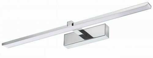 Kinkiet, lampa nad lustro VENUS 12W 60 cm chrom