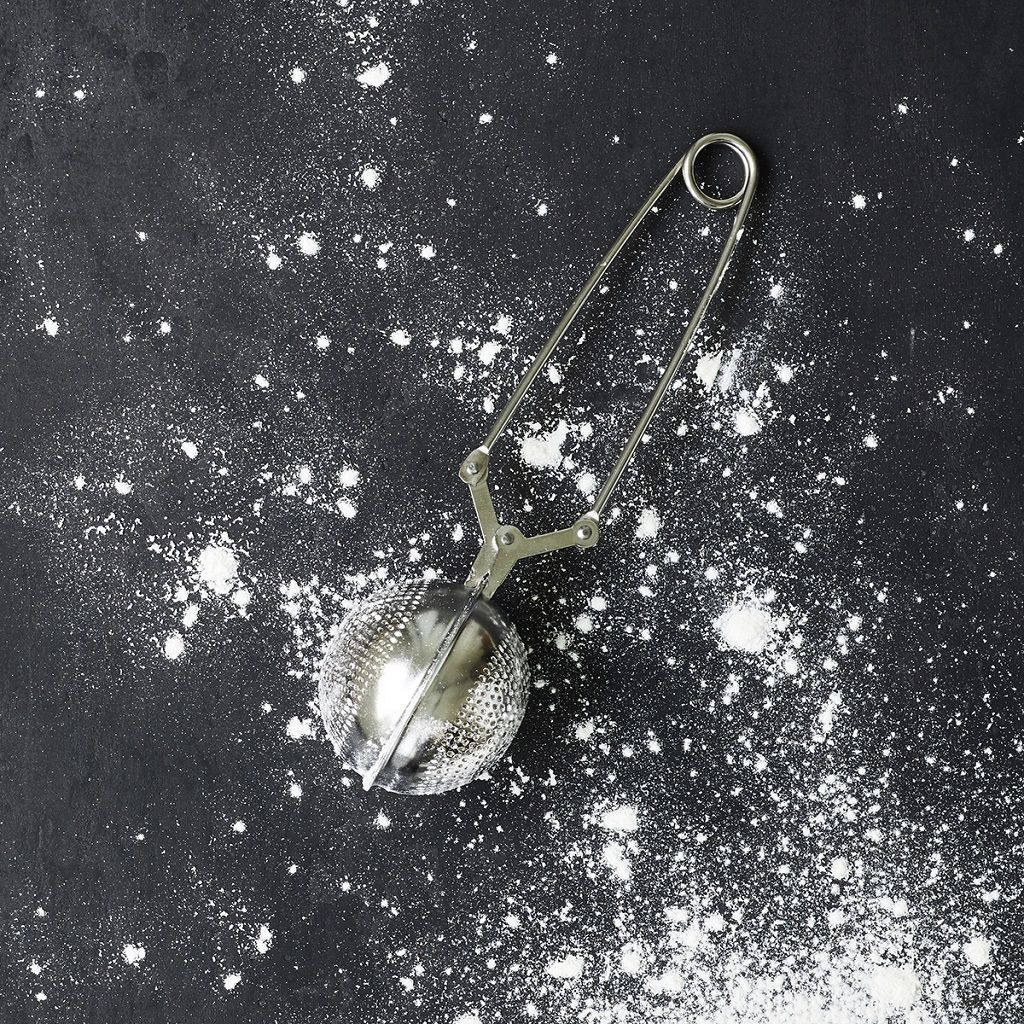 Zaparzacz Do Herbaty Ball Srebrny