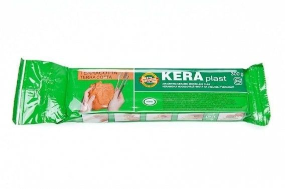 Glina samoutwardzalna 300g terakota KOH-I-NOOR /0131709/