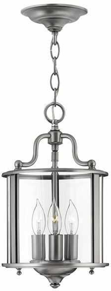 Lampa wisząca Gentry HK/GENTRY/P/S PW Hinkley klasyczna oprawa w dekoracyjnym stylu